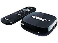 BRAND NEW SEALED WIFI INTERNET NOW TV BOX