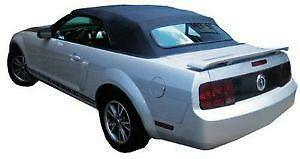 2005 Mustang Convertible Top