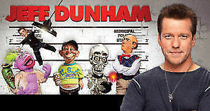 Jeff Dunham Rogers K-Rock Centre, Kingston, ON THU Jan 26 7:30PM
