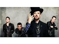 Culture Club Tickets, Wembley Arena 14th December