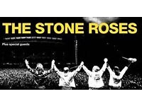 The Stone Roses @ Hampden Park x 4