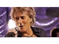 ROD STEWART TICKETS - GREENHOUS MEADOW STADIUM, SHREWSBURY - 17TH JUNE - 4 AVAILABLE