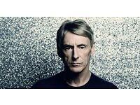 Paul Weller tickets - Leicester De Montfort Hall - 4th April - £55 each