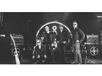 Two Tickets For The Mission O2 ABC Glasgow 03 Oct 2016 £22.00 Each