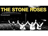 THE STONE ROSES TICKETS X 2 - BELFAST- 13TH JUNE - £65 each