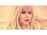 Paloma Faith tickets @ Birmingham 21st March - £50 each