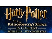 Harry Potter and the Philosopher's Stone in Concert Tickets- Manchester Arena