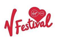 Vfestival Weekend Camping x1 - Weston Park