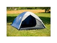 Coleman 6 man tent and double air mattress. £80