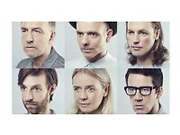 Belle and Sebastian tickets x 2 at Rock City 10/03/2018