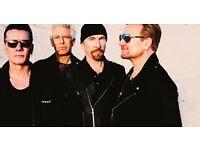U2- The Joshua Tree Tour 2017, 2 Tickets for Twickenham Stadium