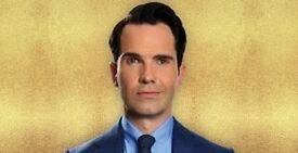 One Jimmy Carr tickets for Birmingham 10th June - front row of circle £55
