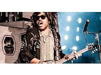 Lenny Kravitz Birmingham - 2 tickets - **TODAY** 20th June - £50 each