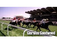 Glorious Goodwood Tickets x2 27th July, £40 each ono