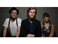 The Lumineers Stalls Row D Seated Tickets x2 Manchester