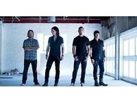 Alter Bridge, Hydro Arena, Block 230, Row M. One ticket for sale. £10 inc delivery