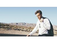 2x Olly Murs Tickets - Newcastle 6th March - RIGHT AT THE FRONT IN POD 2!
