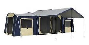 Canvas Tent OZtrail Chateau sleeps 10 Wanneroo Wanneroo Area Preview