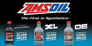 AMSOIL 20W50 Full Synthetic Motorcycle Oil Windsor Region Ontario image 3
