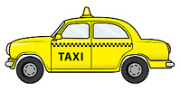 Airport-City Taxi Service