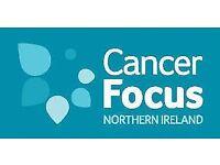 SATURDAY Volunteers Needed - Cancer Focus - Market Street Bangor