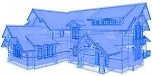 Auto Cad, BCIN Construction Drafting, Project Assistance Kitchener / Waterloo Kitchener Area image 2