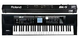 Roland BK 5 Backing arranger keyboard