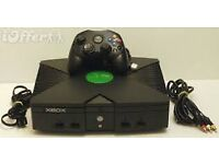Og Xbox CoinOPS 8, emulators galore, controller and cables