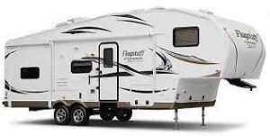 Fifth wheel Flagstaff 2014