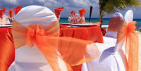 chaircovers, tablecloths, runners, overlays, napkins,,,