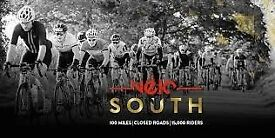 Velo South closed road Sportive 1 entry plus parking