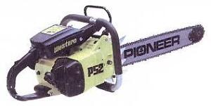 Wanted Pioneer P52 Chainsaw