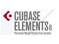 Cubase 8 / Cubase 7 / Cubase 5 for Windows / Macbook