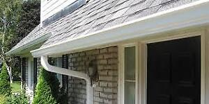 EAVESTROUGHS (GUTTERS)