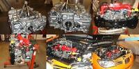 ENGINE & TRANSMISSION REMOVAL & REPLACEMENT AT BEST PRICES