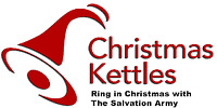 Stratford Area Salvation Army Christmas Kettle Campaign 2017