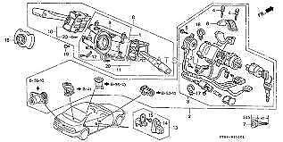 91 Honda Crx Fuse Box Diagram together with Dodge Dakota Wiring Harness Diagram likewise Honda Accord Fuse Box furthermore Wiring Diagram Gfci Receptacle additionally RepairGuideContent. on honda civic turn signals