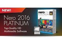 Nero 2016 Platinum for Windows