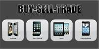 Buy Sell Trade Smartphones @ Mallysh's in BEAMSVILLE today!