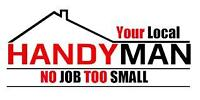 Handyman Services, Painting, Repair