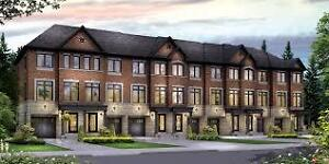 New Townhomes For Sale Cambridge - Kitchener (Grand River Woods)