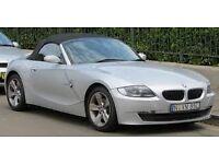 BMW Z4 .... cash waiting