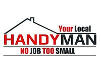 Handyman Services covering South Ayrshire.