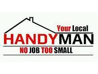 HANDYMAN SERVICES - TILER - CARPENTER - JOINER - ODD JOBS - FLOORING - FIXER - FITTER - WOOD WORKS