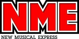 NME Music Magazine Distributors wanted in Lancaster - £9.00 per hour.