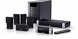 bose lifestyle  v20 home theater syste,