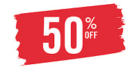 50% discounts on airline tickets and hotel resrvations