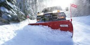 Snow Plow Repair 24/7