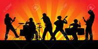 Chanteur recherché pour groupe rock