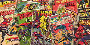 Buying Comic books-Get top dollar !! -613-382-9543- Call 24 Hrs